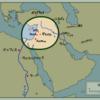 地中海東岸(フェニキア、アラム、ヘブライ)