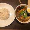 【スープカレー】札幌miredo内Suage4のパリパリチキンレッグが美味しい