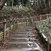 金剛山 冬の山登り
