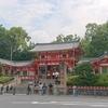 夏の八坂神社、円山公園へ(京都)…20190901