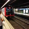 バルセロナ観光 #14 地下鉄移動について