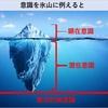 人間の意識は3段階あります