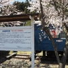 のと鉄道沿線お花見「演劇ロマン駅」