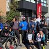 【ロードバイク】クロスコーヒーのサタデーモーニングライドへ参加してみた