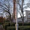神戸・タワーロードの街灯