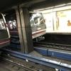大阪メトロ御堂筋線の21系の大幅リニューアル車両に遭遇しました!