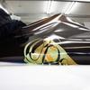格安プレート看板でゴールドっぽい看板をつくる方法