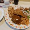 盛り合わせ定食@ぐりるかんだ(新潟市中央区東大通)