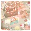 【今日のハロスイ】まだ暑いのに秋らしい部屋に模様替え ~鹿と少女のファミーユ