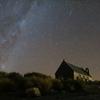 【世界3大スターウォッチングの観測スポット制覇】テカポ湖の夜空も満点の星空でした☆☆