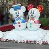 ディズニークリスマス!④~クリスマス・デコレーション&限定メニューを楽しみ尽くす!~