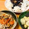 肉野菜炒め (妻料理)