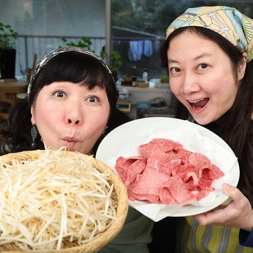 肉だ、肉だ!肉こそ正義だ!焼き肉の脂に包まれると、すべてがうまくなる【西原理恵子と枝元なほみのおかん飯】