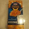 チーズずくしな1品。 『Kraft クラフト マカロニ&チーズ 』を使ってチーズグラタンもどきを作ってみました。