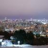 新日本3大夜景の札幌、夜景スポットを巡る旅2~円山~