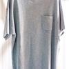 GU/ミラノリブクルーネックセーター