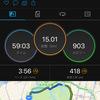 ペース走15km やっぱり単独練はイマイチ