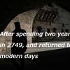 2749年の未来で2年を過ごしたタイムトラベラー、総てを伝える