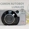 CANON AUTOBOY LUNA105  使い方♪