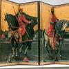 江戸時代の京都祇園祭山鉾巡行やヨーロッパの王侯騎馬像を、サントリー美術館のリニューアル展で見てきました