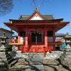 石明神社(日野市/石田)への参拝と御朱印