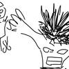【感想】アニメ:バキ大擂台賽編 第8話『最強の称号』
