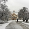 雪の中のグラーツ散策