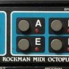 20170430 Rockman MIDI Octopus