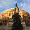 ロンドン観光。「Loyal Albert hall ロイヤルアルバートホール」見学ツアーへ参加しました。前編。