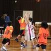 バスケ・ミニバス写真館81 一眼レフで撮影したバスケットボール試合の写真