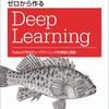 「ゼロから作るDeep Learning」を読んだ