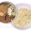 魚介豚骨つけ麺の元祖を東京アンダーグラウンドラーメン頑者で堪能する。