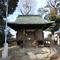 車返八幡神社(府中市/白糸台)の御朱印と見どころ