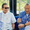2020年沖縄本島ツーリング、1日目。(木曜日、晴れ)