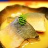 鯖の味噌煮白味噌仕立て