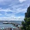 無人島【猿島】ビーチは子供と海水浴にオススメ‼︎
