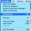 MacのVirtualBoxに作ったゲストOSにホストオンリーアダプターを設定する