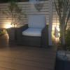 人気ガーデンソファ IKEAイケア『SOLLERON/ソッレローン』を組み立て・庭のウッドデッキに設置!