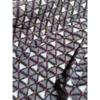 着物生地(334)木綿 本場久留米絣 幾何学模様着物生地