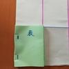 とある学校の図書室(一枚の紙で16ページ本を作る)②