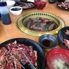 久々の外!!肉!ラーメン!!