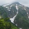 山開き前の谷川岳
