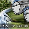2020年 クリーブランドゴルフ ラウンチャーUHXアイアンの発売です。。中空高性能アイアンで非距離と正確さで独特の打感です。。