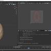 Blender2.8で利用可能なpythonスクリプトを作る その37(UVマップのピン止め)