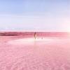 SNS映え最高!ピンクに輝く奇跡の塩湖、ピンク・ラグーン