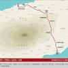 済州島(チェジュ島)急行バス130-1,130-2番時刻表(空港⇔済州民俗村)