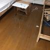 階下漏水(排水管漏水)修繕作業の仕上げ