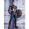 【アベンジャーズ】S.H.フィギュアーツ『キャプテン・アメリカ《CAP VS. CAP》 EDITION』可動フィギュア【バンダイ】より2020年9月発売予定♪