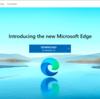 Microsoft EdgeをChromium対応バージョンにしてみた