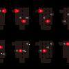 ウクレレコードフォームの幾何学